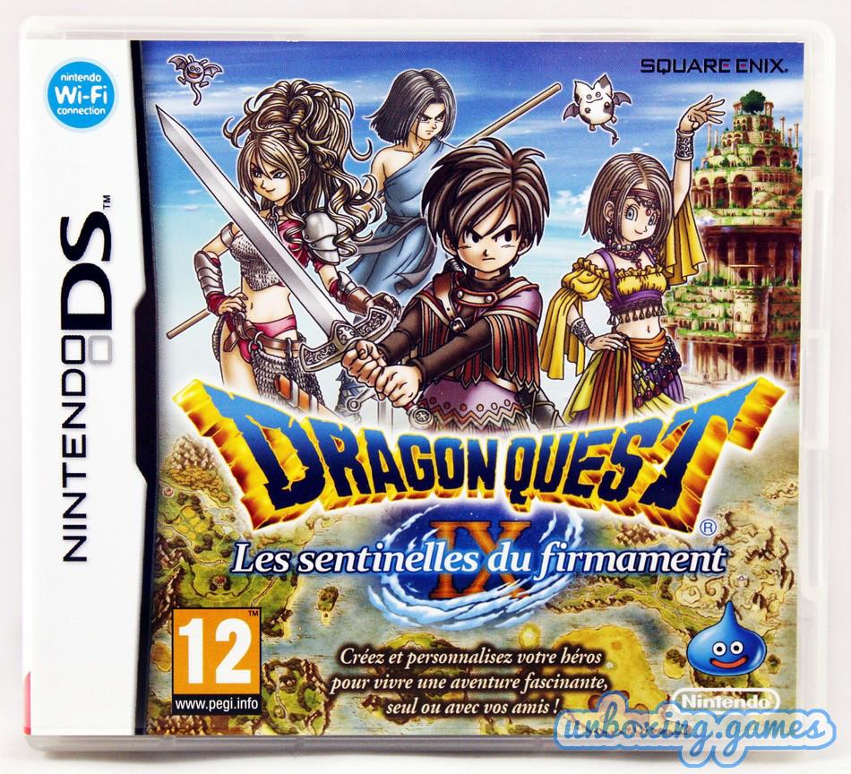 Dragon Quest 9 Fisticuffs